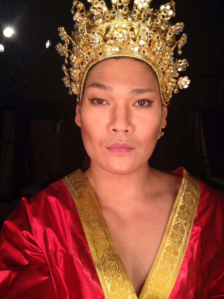 Marcus Rivera in the King and I
