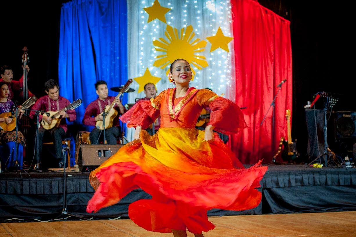 This year's Philippine National Day Ball held in Sydney over the long weekend featured X-Factor Australia winner Marlisa Punzalan and the world-renowned Bayanihan Dance Company.